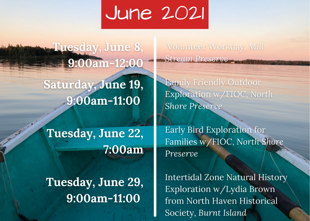 List of Events in June